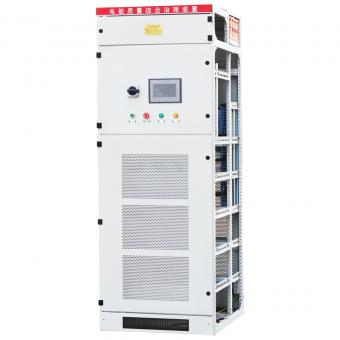 hybrid power factor correction