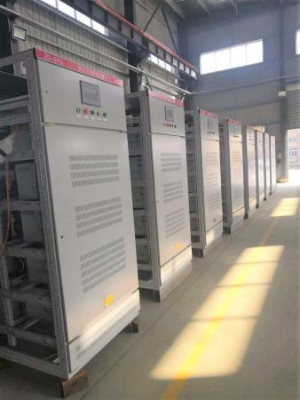 Real time power factor correction RTPFC panel